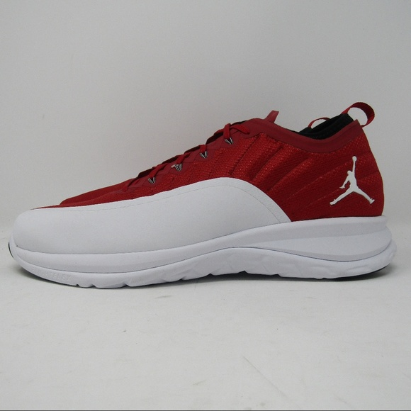 972bf604d33 Jordan Shoes   Air Trainer Prime Xii White Red Low Cut   Poshmark